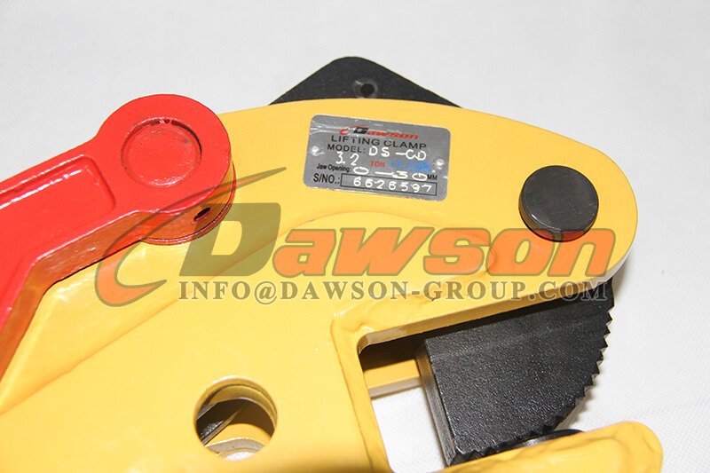 DS-CD Type Universal Plate Clamp - Dawson Group Ltd. - China Manufacturer, Supplier, Factory, Exporter