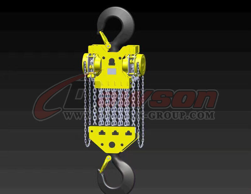 Heavy Duty Lifting Chain Hoist - Dawson Group Ltd. - China Manufacturer, Supplier