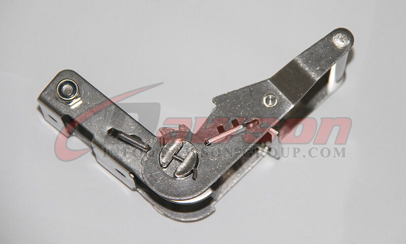 50MM Stainless Steel Ratcheting Buckle, Lashing Buckle - China Factory, Exporter