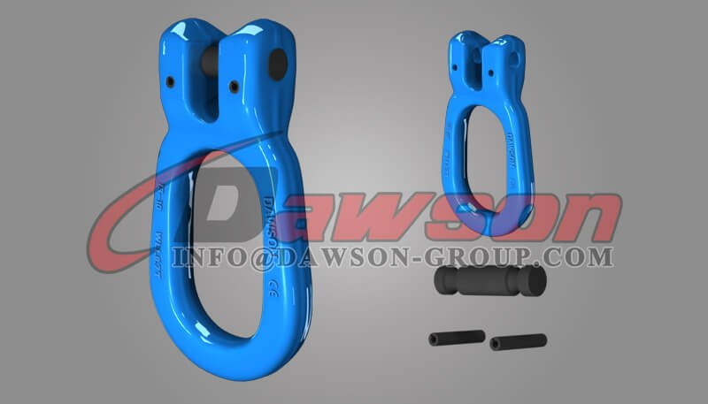 Grade 100 Clevis Link for Container Lifting - Dawson Group Ltd. - China Manufacturer, Factory