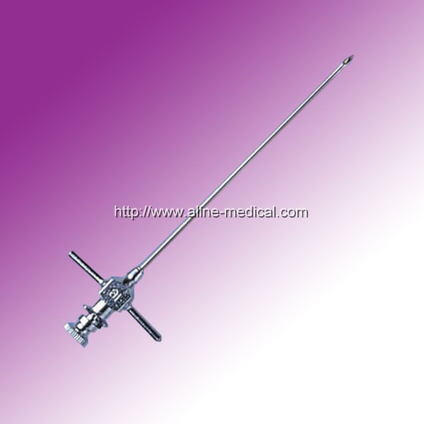 Medical puncture needle