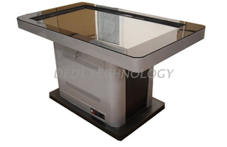 Dedi 43 inch LCD interactive capacitive touch screen digital signage table