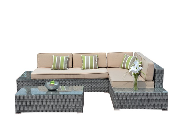 Deep Seated Sofa Sets Baci Living Room