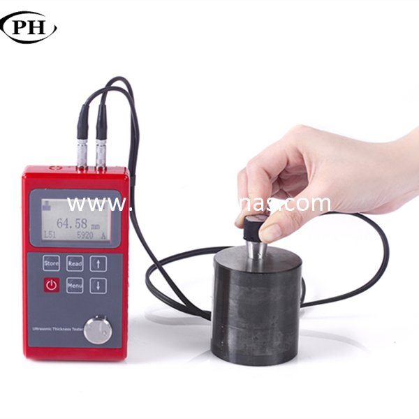 digital ultrasonic thickness gauge for metals