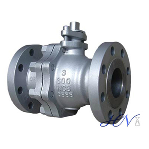 Manual Full Bore Flanged Floating Ball Valve