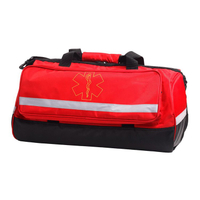 Customized Color Emergency First Aid Bag with Basic Kits To Treat Wound And Save Life