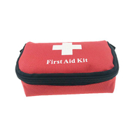Small Tactical Emergency First Aid Kit for Traveling Outdoor
