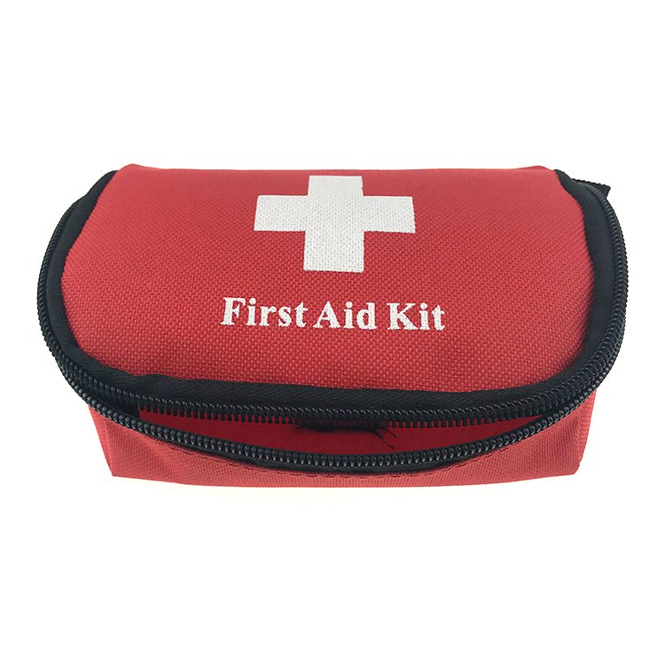 Essentials Quick Response Emergency First Aid Kit for Home Or Outdoor