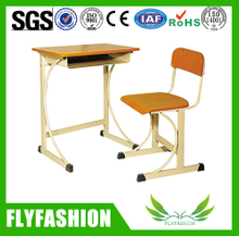 Classroom Furniture Wooden School Desk and Chair (SF-68S)