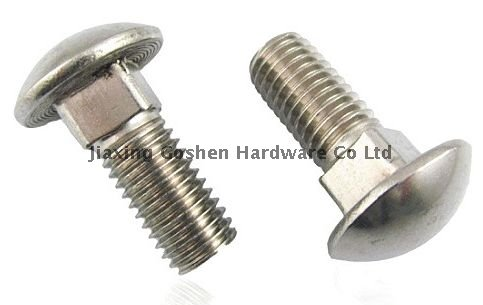 Stainless Steel SS316 A4-70 Din603 Carriage Bolt