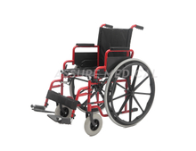 YJ-005C Steel Manual Wheelchair,Foundation chair