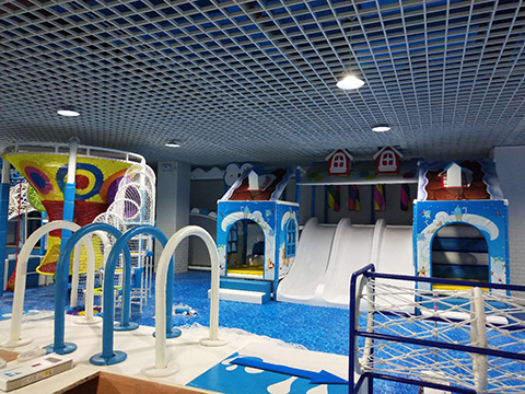 amusement park kids indoor playground equipment