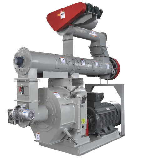 2-5T/H CE Certification Hard Wood Pellet Mill Price