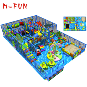 Amusement Indoor Playground Accessories