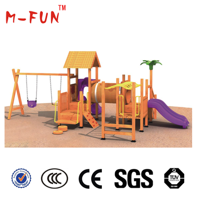 China Outdoor playground Age train for garden