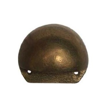 Bronze Brass Wall / Step Light (SE-W1341)