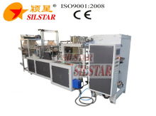 GBDR-500 III Automatic Rolling Bag Making Machine Paper Core Type