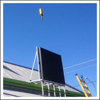 outdoor led board