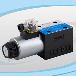 4WE10 Series Solenoid Operated Directional Control Valves