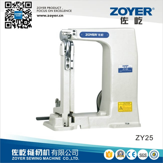 ZY 25 Zoyer Seam Opening and Tape Attaching Shoe Machine (ZY 25)