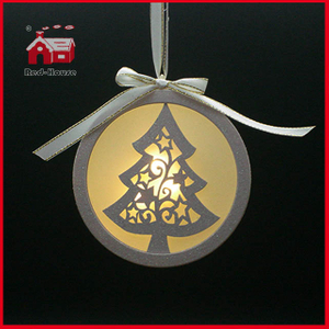 Hanging Decoration LED Decoration Christmas Crafts Christmas Tree Decoration