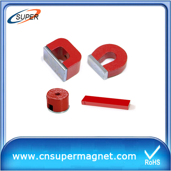 Hot Sale Various Shape of AINiCo Magnet