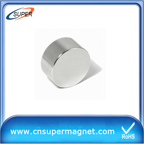 Promotional 50*20mm Neodymium Disc Magnet For Sale