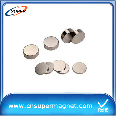 extremely strong competive disc magnets