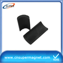 High Quality Arc Ferrite Magnet for motor