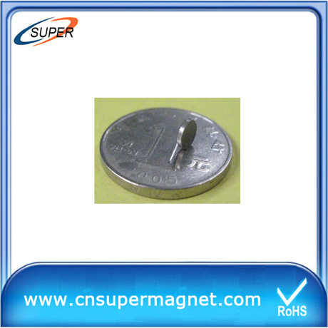 Low-priced D2*1mm SmCo Permanent Magnet