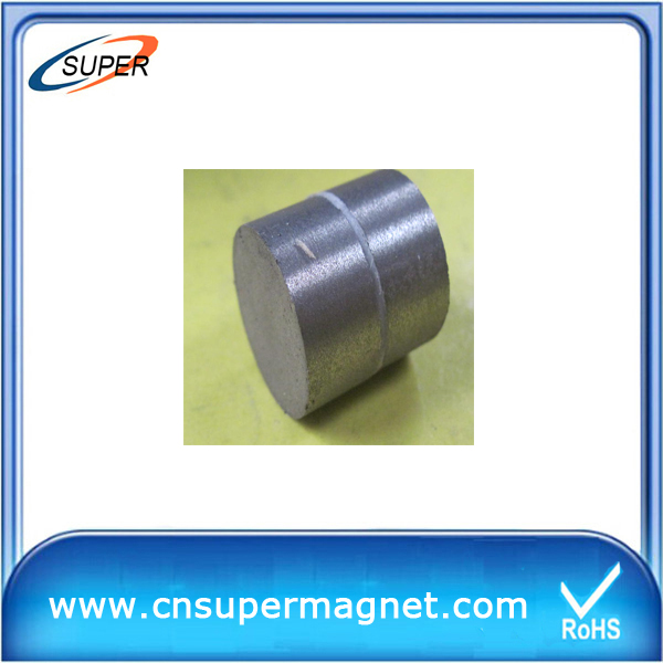 High Quality D15*6mm SmCo Permanent Magnet