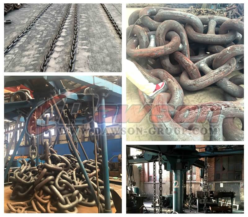 Mooring Chain for Offshore - China manufacturer supplier