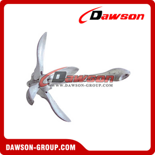 Hot Dipped Galvanized Folding Anchor