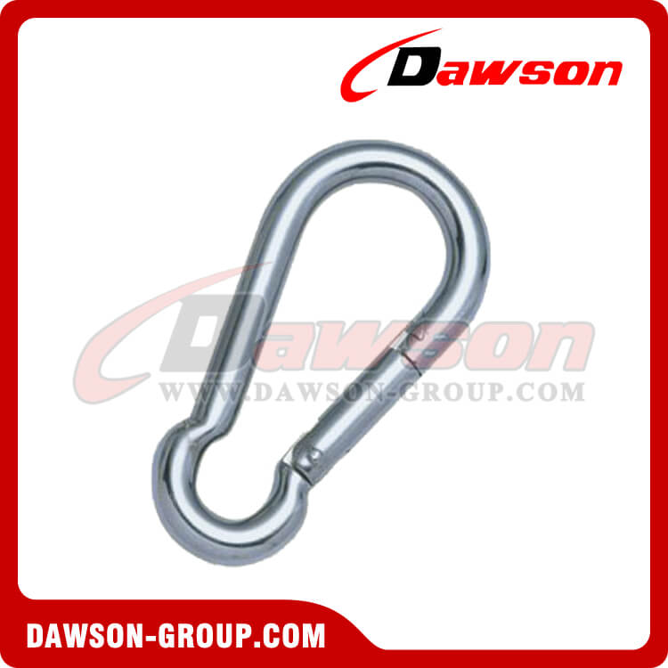 SNAP HOOK DIN5299 FORM C - Dawson Group Ltd. - China Manufacturer, Supplier, Factory, Exporter
