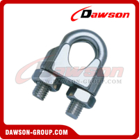 Stainless Steel DIN 741 Wire Rope Clips