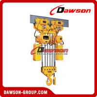 Electric Chain Hoist 15ton for Crane