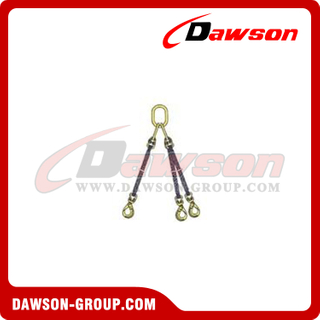 Synthetic Multi-Leg Bridle Lifting Slings 3-LEG - Synthetic Bridle Slings