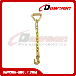 Chain Anchor with Flat Delta Ring