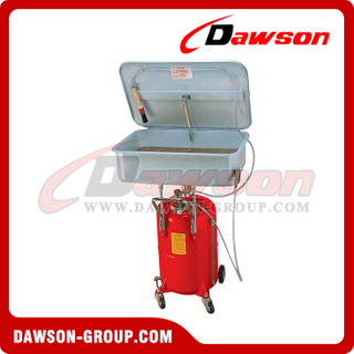 DSG4502 20 Gallon Pneumatic Cleaning Tank