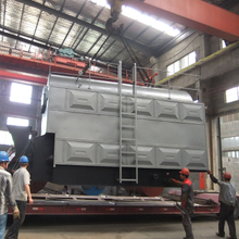 High Quality Boiler Chinese Single Drum Vertical Coal Fired Steam Boiler