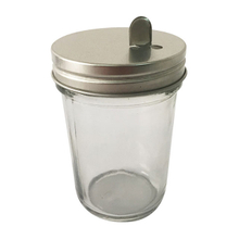 Mason Jar Dispenser Lid