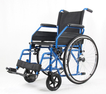 YJ-005QG Steel manual wheelchair