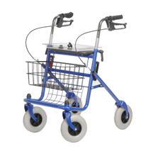 YJ-4200F Four Wheels with Basket Steel Rollator