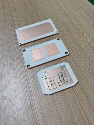 3.0mm semiconductor aluminum PCB 12oZ copper TC4W