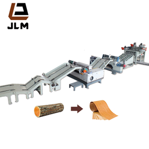 Automatic Veneer Peeling Line Machine