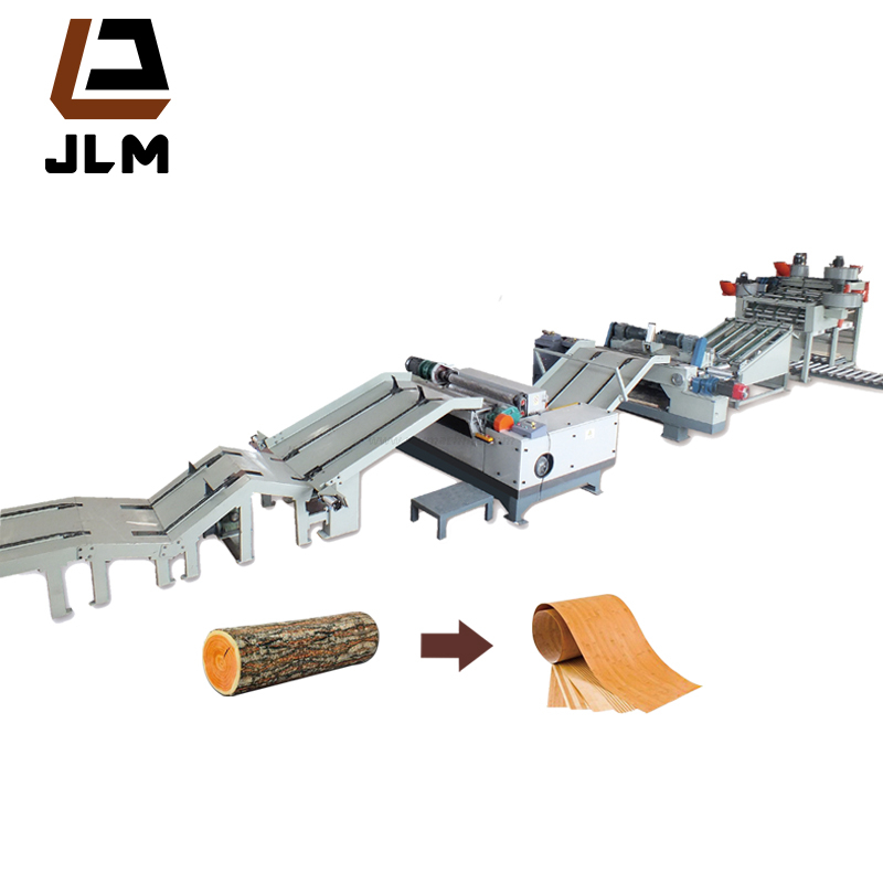 Automatic 8 Feet Veneer Production Line