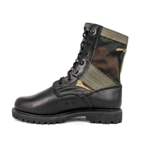 Kanye green vintage jungle boots 5214