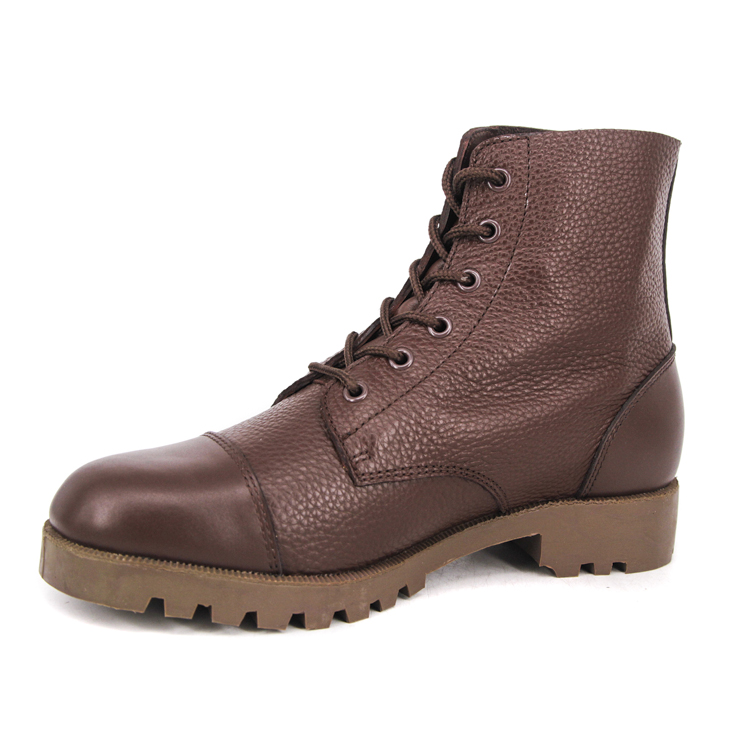 6107-7 milforce military leather boots
