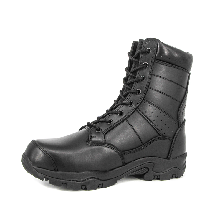 6268-8 milforce military leather boots