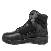 Black ankle classic tactical boots 4119